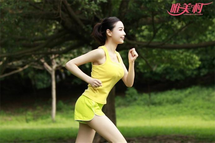 跑步减肥的正确姿势