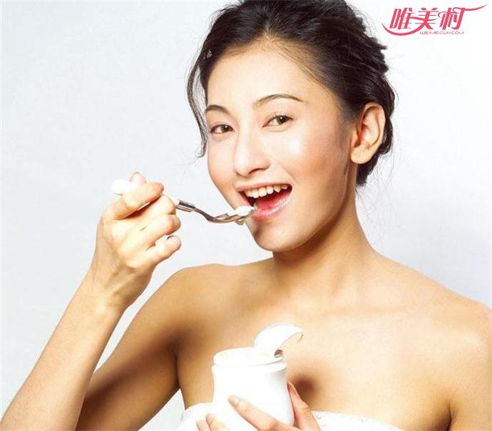 喝酸奶减肥