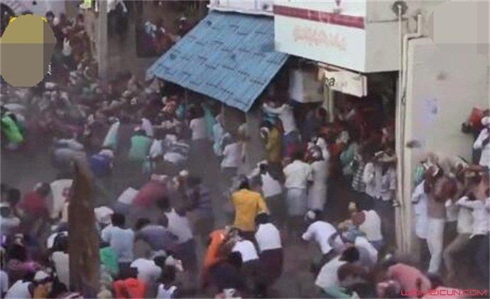 印度的牛粪大战