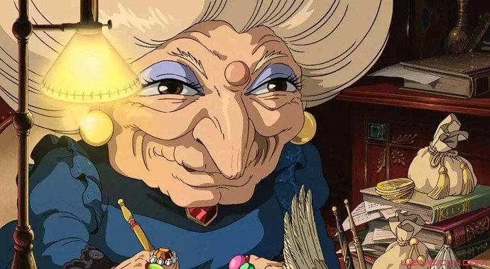 汤婆婆为什么怕无脸男 千与千寻中无脸男象征着什么意思