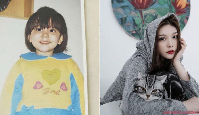 苏比童年与长大后对比
