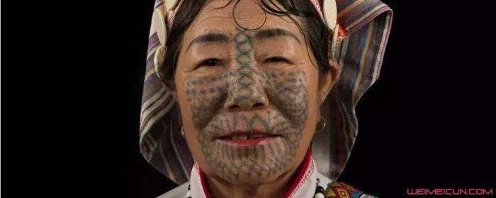 独龙族女人为什么不纹面了?
